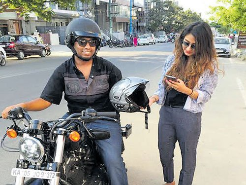 Dept: Crackdown on bike taxis to continue