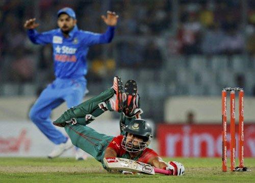 Bangladesh set India 121-run target to win Asia Cup trophy