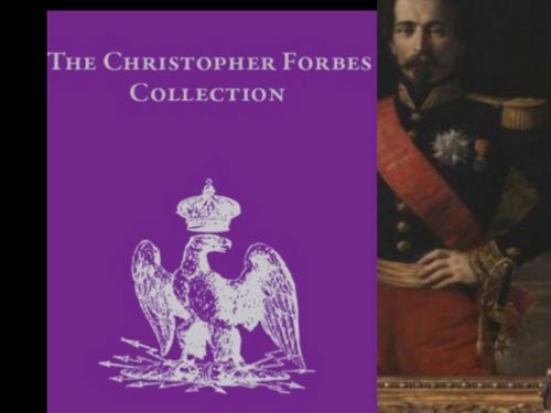 Billionaire Forbes' Napoleon collection goes under the hammer