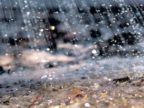 Extreme rainfall tied to local temperatures?