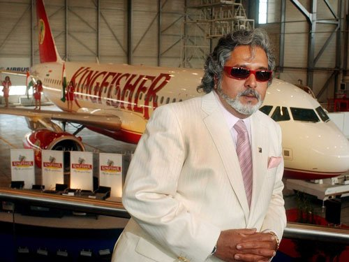 Plea in SC for restraining Vijay Mallya from leaving India