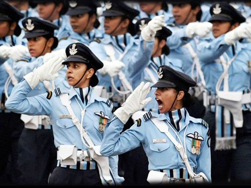 First batch of women fighter pilots to be inducted in June