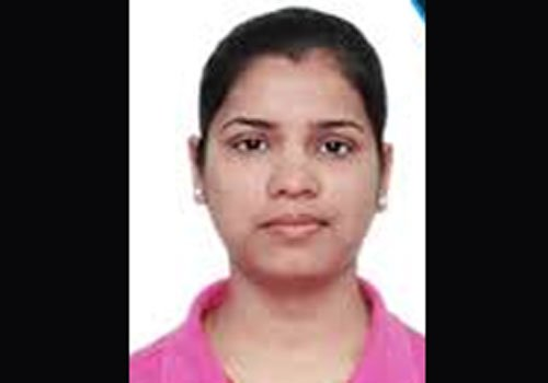 First BSF lady officer joins training