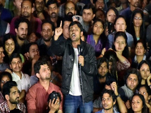 Kanhaiya will not campaign for polls