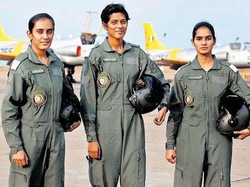 IAF to get women fighter pilots soon