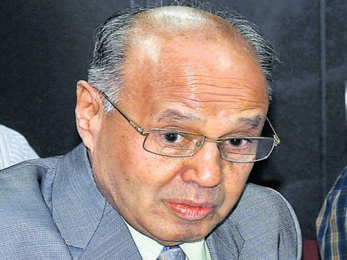 Govt grants SITsanction  to prosecute Justice Rao