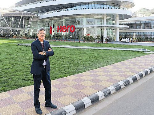 Hero MotoCorp eyes new markets, opens Global R&D centre in