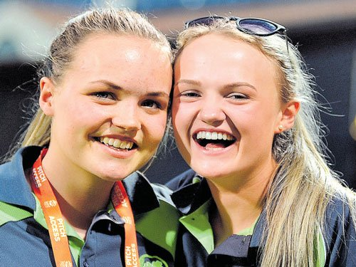 Sisters look to spin an Irish fairytale