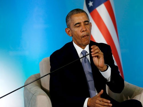 Obama hits out at Cameron, Sarkozy over Libya intervention