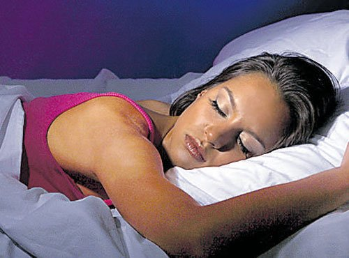 Neither too much nor too little sleep good for you: study