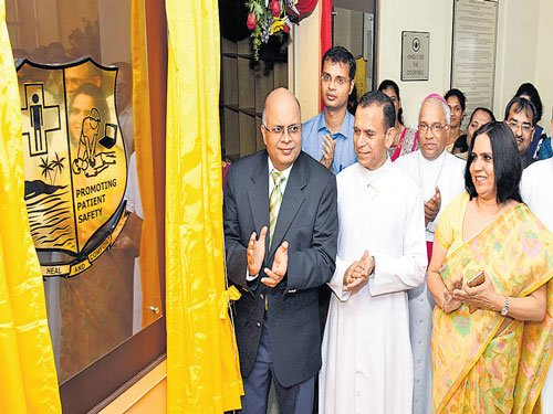 Simulation lab inaugurated at Fr Muller Medical College