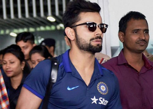 Handling ourselves off field will be crucial, says Kohli