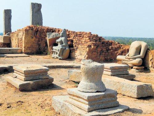 Exploring a lost Jain trail