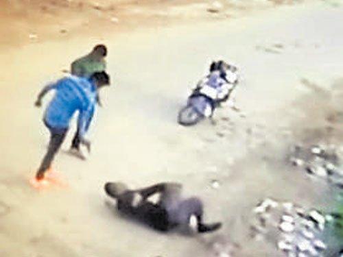 Kabaddi player shot dead; murder caught on CCTV camera