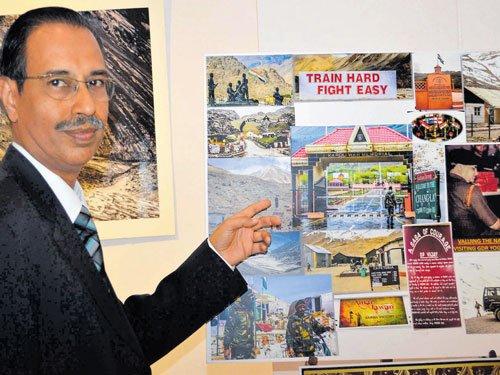 Hyderabad doctor pays tribute to Kargil War heroes