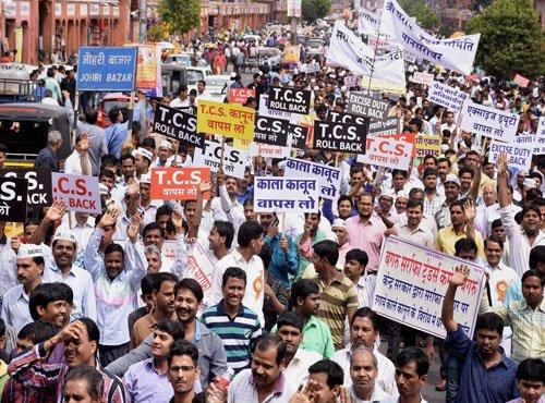 Jewellers end 18-day strike