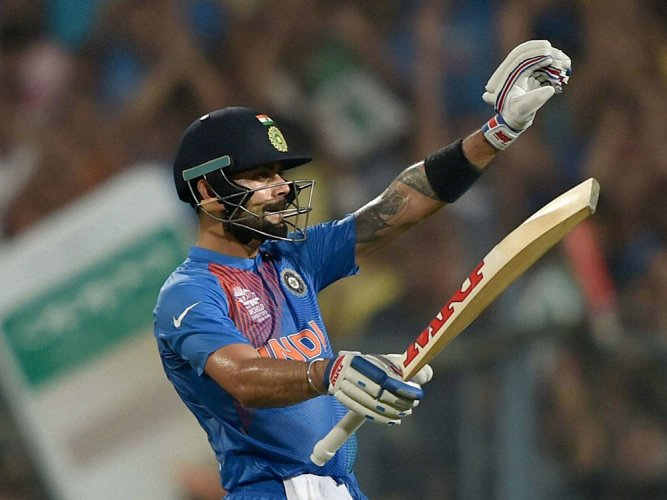Relish challenges of scoring on tough pitches: Kohli
