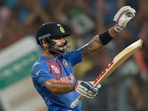 Kohli's attitude to challenges sets him apart: Dhoni