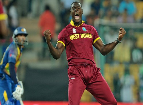 West Indies defeat Sri Lanka by seven wickets