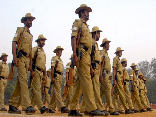 States yet to utilise Rs 566 cr funds for  police force