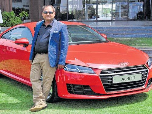Bengaluru leg of Audi quattro Cup '16