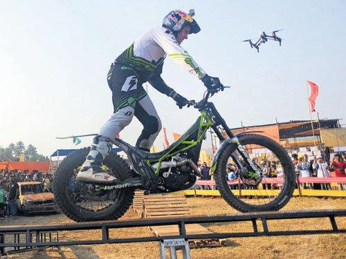 It's road rush at IBW, as bikers bond over motors