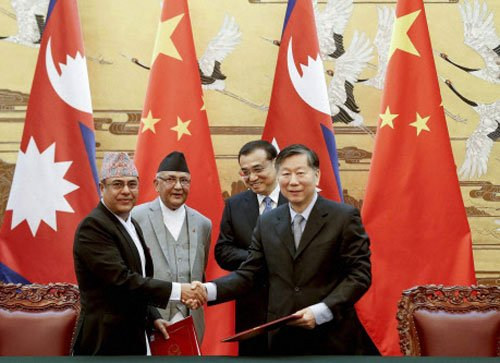China-Nepal rail link can be extended to India; experts