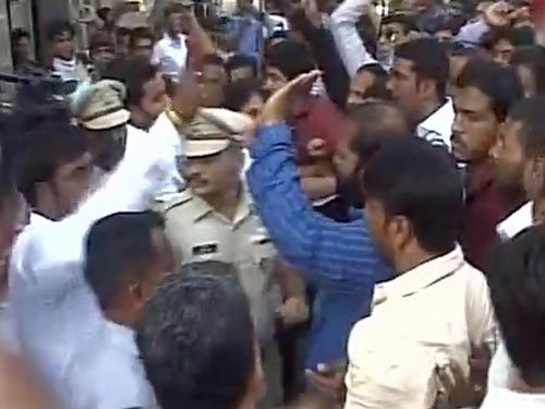 Pune college row: Case of rioting against over 200 people