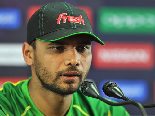 Difficult to pick positives after shocking loss: Mortaza