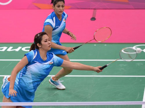 Three Indian pairs in quarterfinals of New Zealand Open