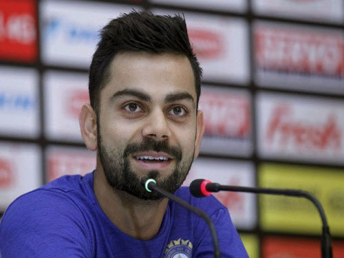 Last two games humbling experience, says Kohli
