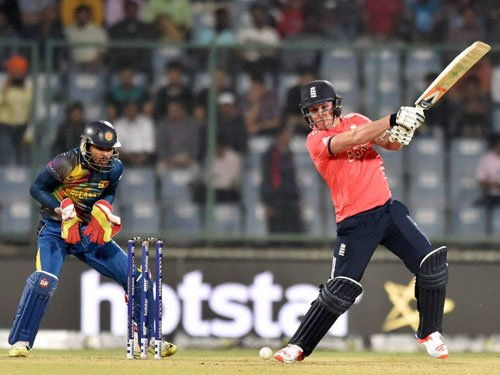 England set Sri Lanka 172-run target