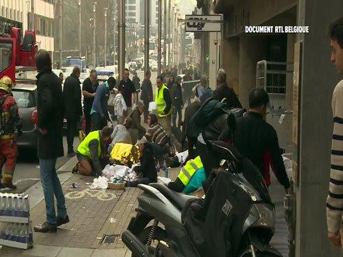 Belgian authorities issue arrest warrant for new suspect