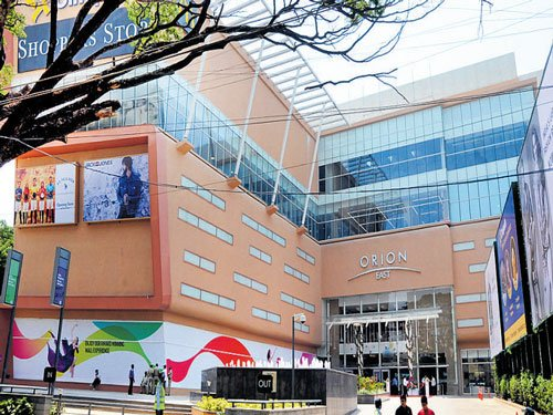Brigade invests Rs 150 cr in new Orion Mall