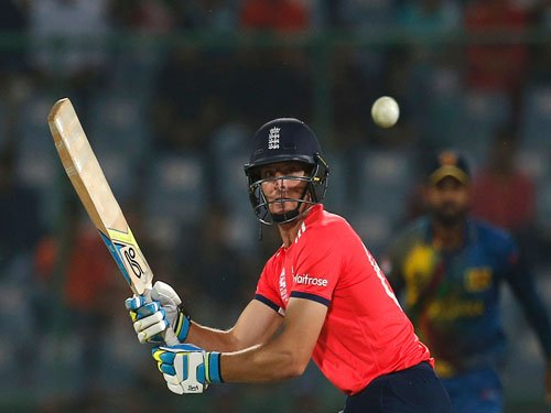 Buttler takes England to semis