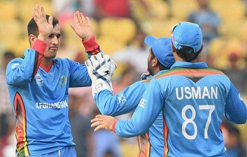 Afghanistan upstage West Indies in World T20