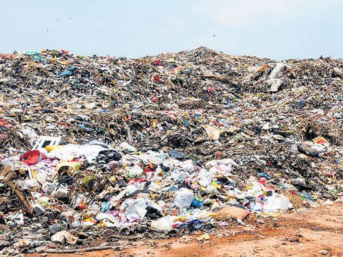 IISc study calls for caution in reclaiming closed landfills