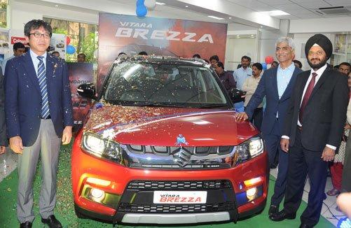 Bengaluru to see more Maruti showrooms