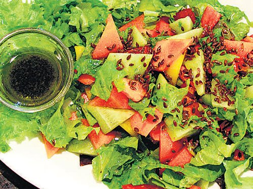 Vegetarian Diet May Up Cancer Heart Disease Risk In Indians Deccan Herald