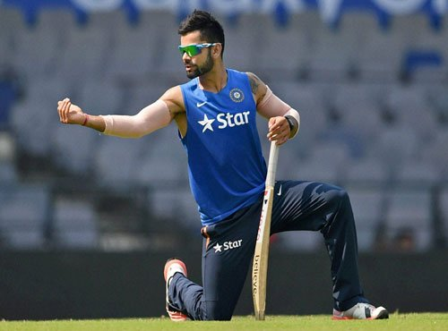 Kohli-powered India take on mighty Windies for place in final