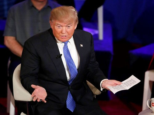 Need to recognise 'serious problem' of 'radical Islam': Trump