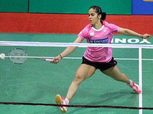 Saina, Sindhu enter quarters; Lin Dan, Lee Chong Wei ousted