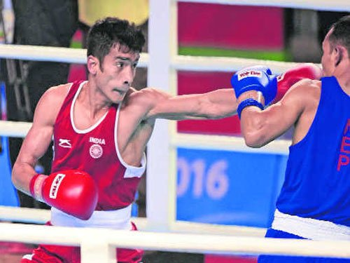 Olympic-bound Shiva signs off with silver at Asian Qualifiers