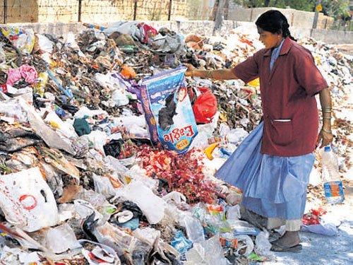 Shady realtors behind protests  at landfills: Mayor