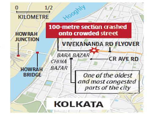 Experts blame poor design, quality for flyover collapse
