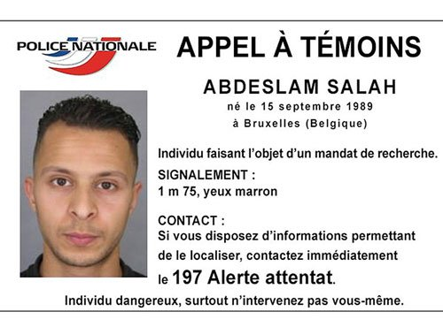 Abdeslam 'chose' not blow himself up in Paris: brother
