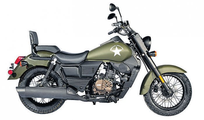 UM Motorcycles to launch ' Renegade Classic' in Sept