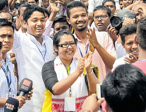 Dynasty politics to face acid test in first phase of polls