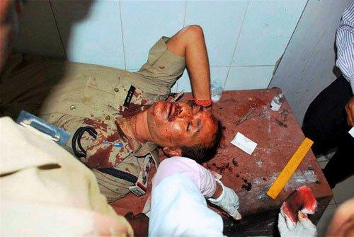 Violence erupts in Varanasi prison, jailer held hostage