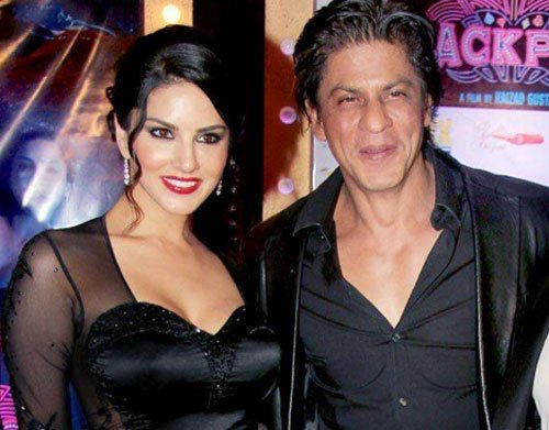 Working with Shah Rukh overwhelming, emotional: Sunny Leone